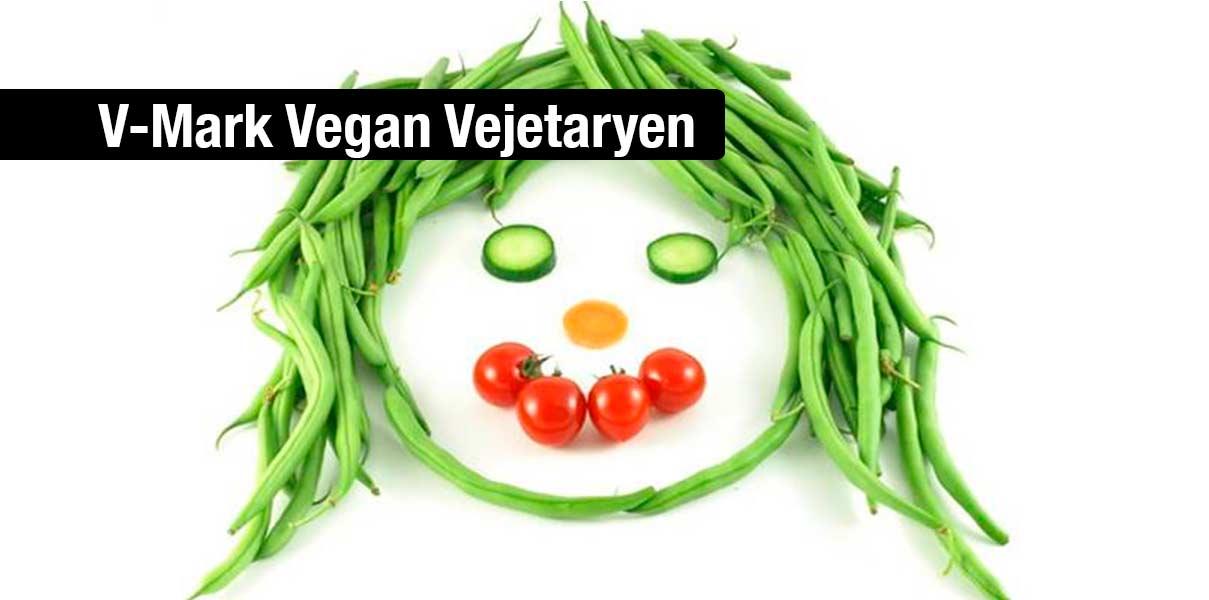 V-Mark Vegan Vejetaryen