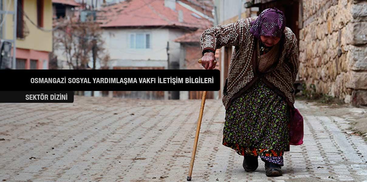 Osmangazi Sosyal Yardımlaşma Vakfı -  Sydv