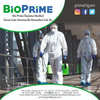Bioprime Ltd.şti