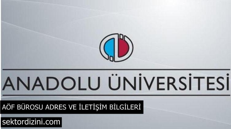 Kırşehir Aöf Bürosu