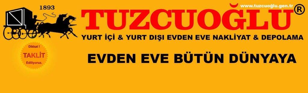 Tuzcuoğlu Evden Eve Nakliyat