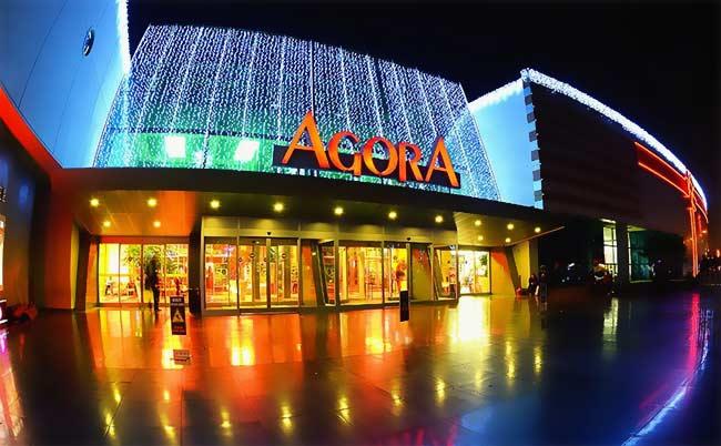 Agora Alışveriş Merkezi