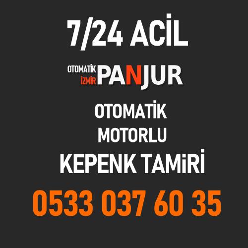 İzmir Panjur Kepenk Tamiri