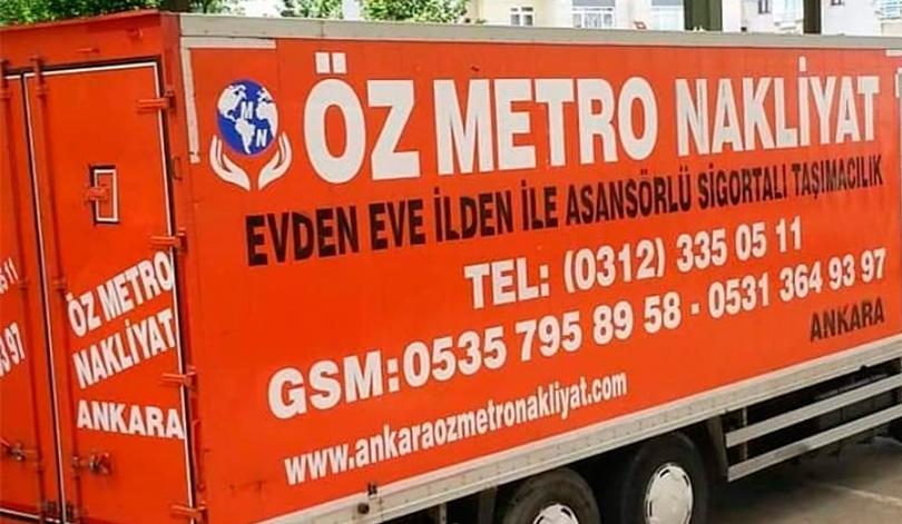 Öz Metro Nakliyat