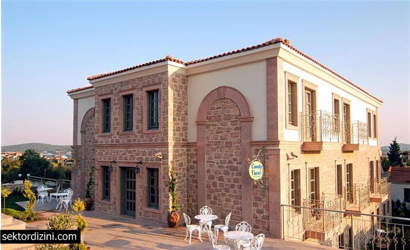 Hotel Cunda Fora