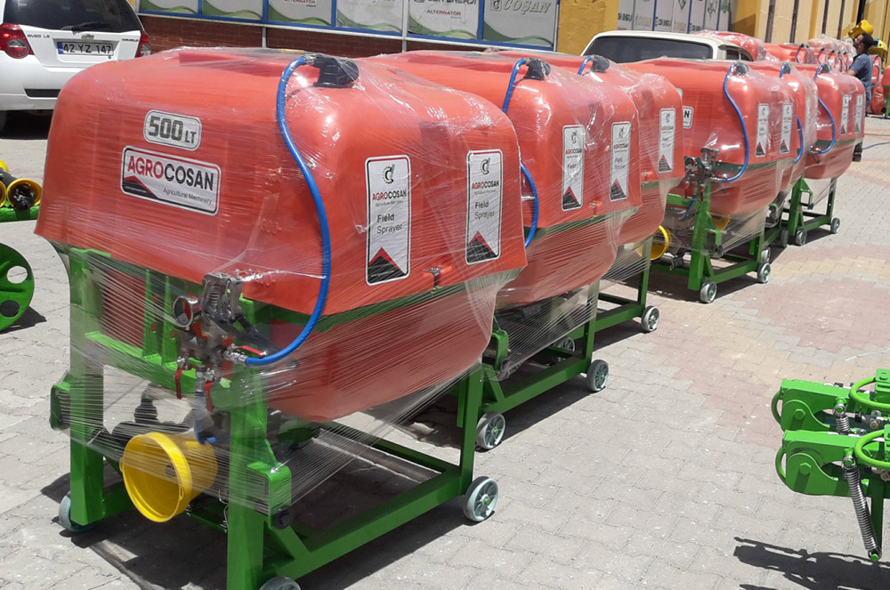 Agrocosan Agricultural Machinery Manufacturer