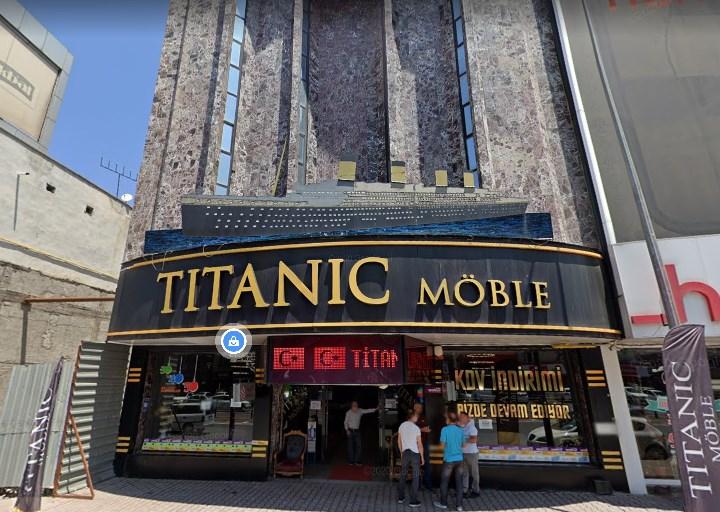 Titanic Möble Kayseri Mobilya Mağazası
