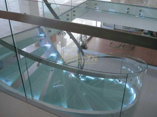 Adizayn Cam Merdiven Çelik Merdiven Granit Merdiven