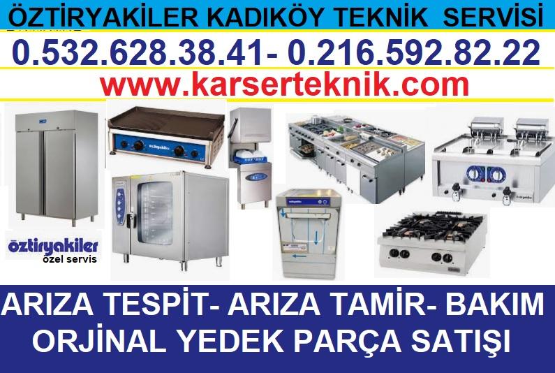 Öztiryakiler Kadiköy Teknik Servis
