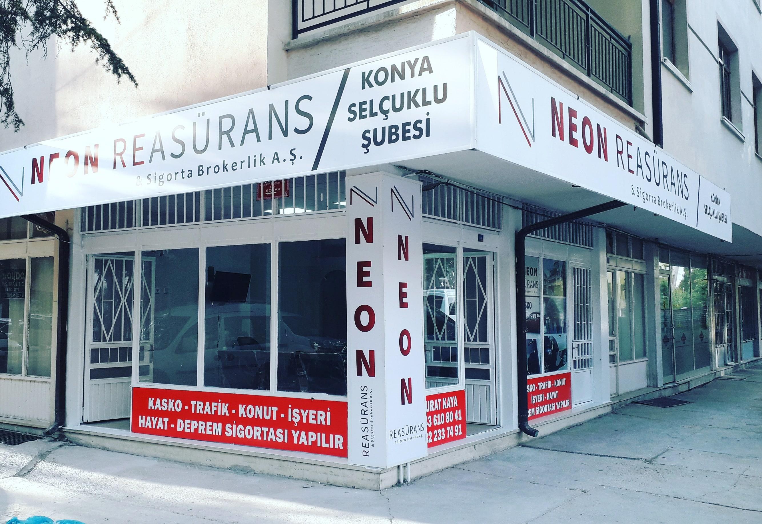 Neon Reasürans & Sigorta Brokerlik A.ş