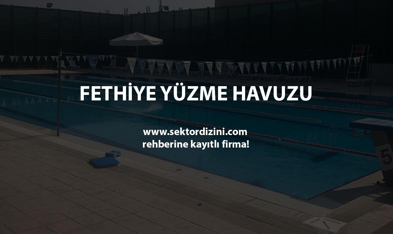 Bursa Büyükşehir Belediyesi Fethiye Havuzu