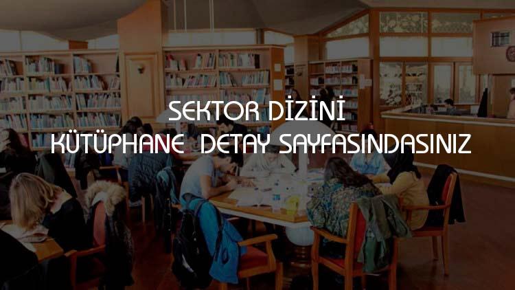 İzmir Bayraklı Alpaslan İlçe Halk Kütüphanesi