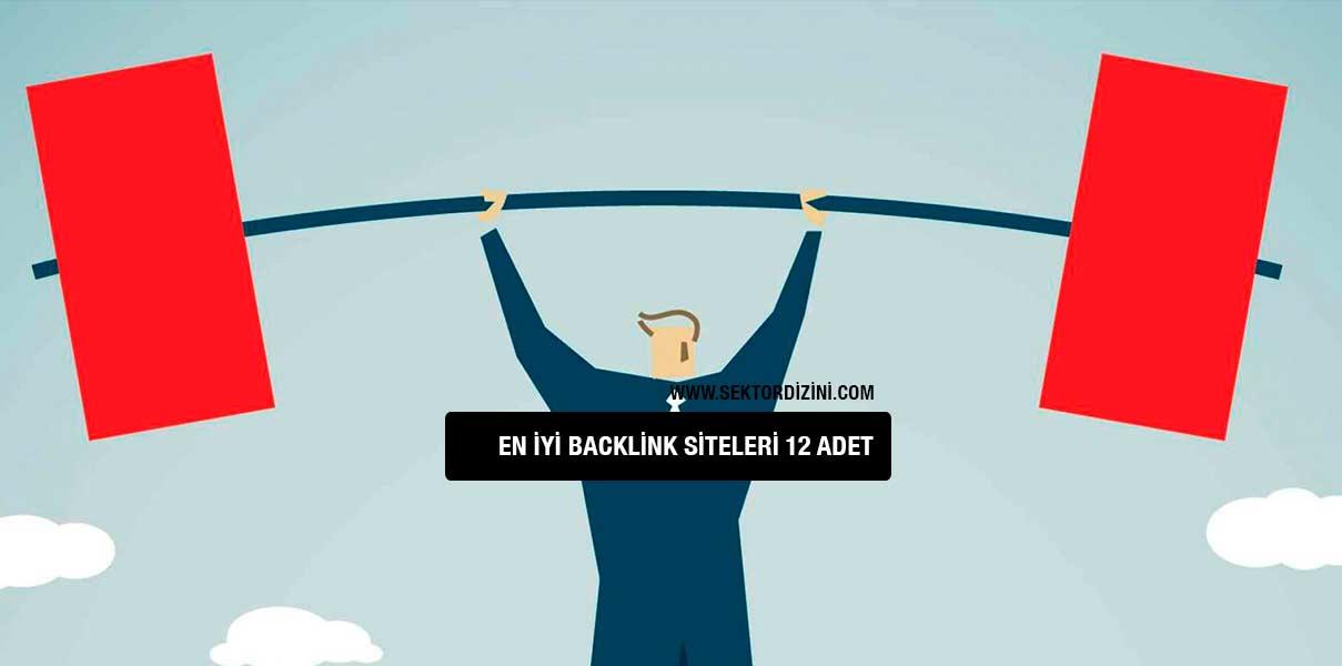 En iyi backlink siteleri 12 adet 2021