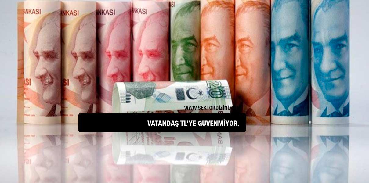 Vatandaşlar dolar ve altına hucum etti!